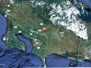 Cañas Gordas ubicación copia