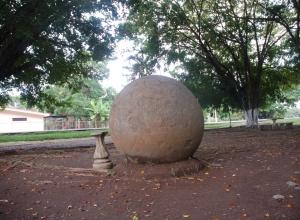 Esfera parque sierpe 3