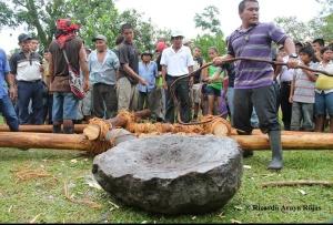 Piedra de moler Amubri