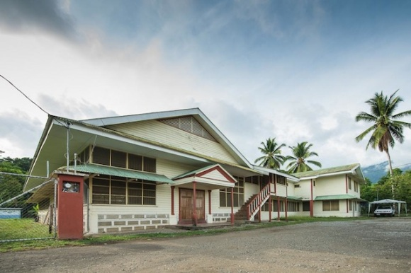 Antiguo Club Palmar Sur