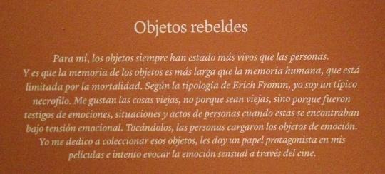 Objetos rebeldes